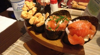 Photo of Sushi Restaurant Shanghay Sushi Lounge at R. Andrade Neves, 2227, Pelotas 96020-080, Brazil