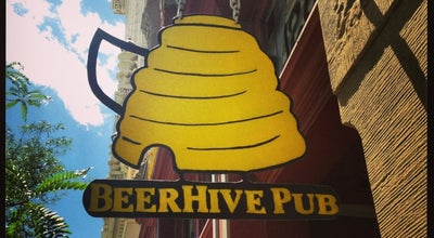 Photo of Bar BeerHive Pub & Grill at 128 S Main St, Salt Lake City, UT 84101, United States