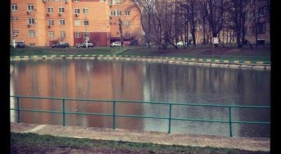 Photo of Lake Пруд во дворе at Russia