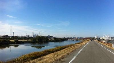 Photo of Lake 大和川河川敷 at Japan