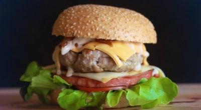 Photo of Burger Joint BURGER LAB at 57/72 Makkawan Rd, Ban Pak Nam Pho 60000, Thailand