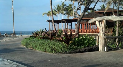 Photo of Seafood Restaurant 'Ulu at Four Seasons at 72-100 Kaupulehu Dr., Kaupulehu-Kona, HI 96740, United States