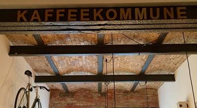 Photo of Coffee Shop Kaffeekommune at Breidenbacherstr. 9, Mainz 55116, Germany
