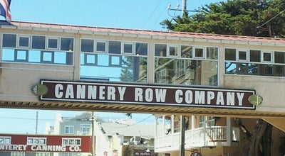 Photo of Historic Site Cannery Row at 555 Abrego St, Monterey, CA 93940, United States