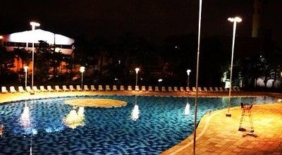 Photo of Pool Piscina at Sesc Belenzinho, São Paulo, Brazil