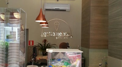 Photo of Ice Cream Shop Gattamelata Gelateria at R. Itapicuru, 411, São Paulo 05006-000, Brazil
