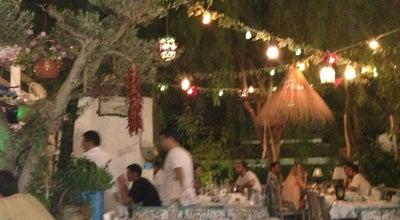 Photo of Seafood Restaurant Meyhane Şerefe at Tokoğlu Mah. Antika Pazarı Meydanı Alaçatı, Alaçatı, İzmir 35930, Turkey