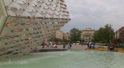 Photo of Monument / Landmark Fontanna Wolności at Plac Wolności, Poznań 60-101, Poland