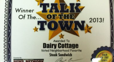 Photo of Restaurant Dairy Cottage at 328 W Woodland Ave, Springfield, PA 19064, United States
