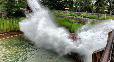 Photo of Water Park Congo Falls at 6300 Kings Island Dr, Mason, OH 45040, United States