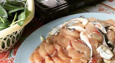 Photo of Diner ชมโขงปลาจุ่มอาจสามารถ at Thailand