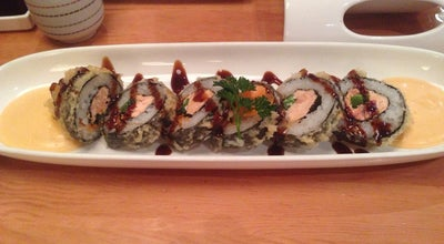 Photo of Sushi Restaurant Mikado at 9942 170 Street Nw, Edmonton, Ca T5T 6G7, Canada