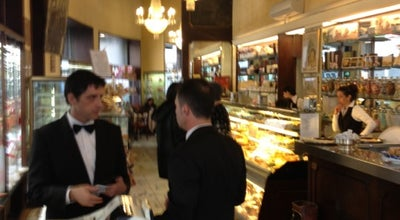 Photo of Cafe Caffè Pasticceria Cucchi at Corso Genova 1, Milano 20123, Italy