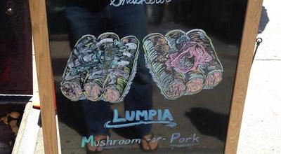 Photo of Filipino Restaurant Lumpia Shack Snackbar at 50 Greenwich Ave, New York, NY 10011, United States