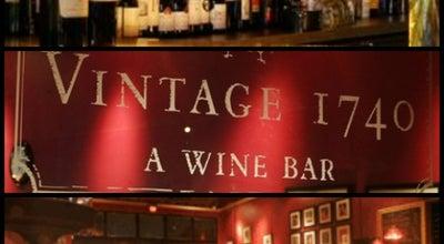 Photo of Wine Bar Vintage 1740 at 1740 S Boston Ave, Tulsa, OK 74119, United States