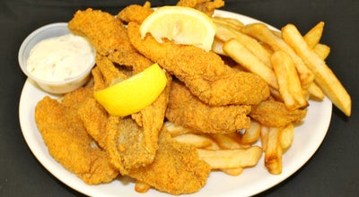Photo of Southern / Soul Food Restaurant Huck Finn's Catfish at 3330 Parkway, Pigeon Forge, TN 37863, United States