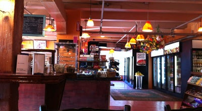 Photo of Coffee Shop Liberty Village Market and Cafe at 65 Jefferson Avenue, Toronto, ON M6K 1Y3, Canada