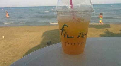 Photo of Cocktail Bar Finis at Larnaca, Cyprus