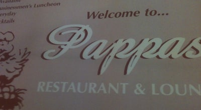 Photo of American Restaurant Pappas at 12219 S Pulaski Rd, Alsip, IL 60803, United States
