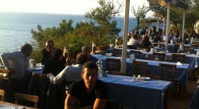 Photo of Seafood Restaurant Kalpazankaya Restaurant at Burgazada Mah. Kalpazankaya Sok. No:42, Adalar 34975, Turkey