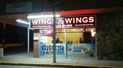 Photo of Wings Joint Wings & Wings at 1185 Brimley Rd, Scarborough, ON, Canada