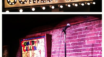 Photo of Comedy Club Comedy Cellar at 117 Macdougal St, New York, NY 10012, United States