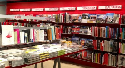 Photo of Bookstore Librairie Flammarion at Centre Pompidou, Paris 75004, France