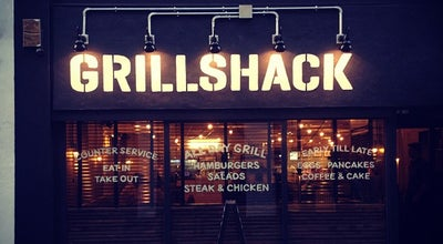 Photo of Diner Grillshack at 61-63 Beak St, Soho W1F 9SL, United Kingdom