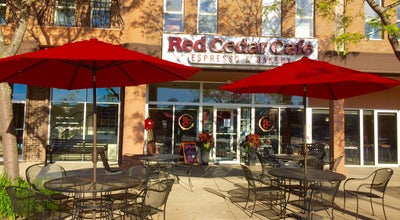 Photo of Coffee Shop Red Cedar Cafe at 1331 E Grand River Ave, East Lansing, MI 48823, United States