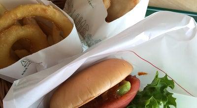 Photo of Burger Joint モスバーガー 高岡南店 at 京田433, 高岡市 933-0874, Japan