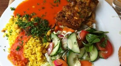 Photo of Vegetarian / Vegan Restaurant Zucchini at Fabianinkatu 4, Helsinki 00130, Finland