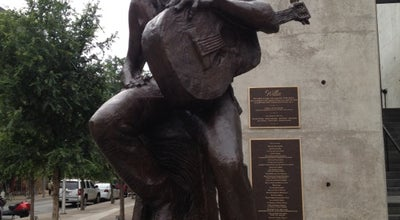 Photo of Public Art Willie Nelson Statue at 301 Willie Nelson Blvd., Austin, TX 78701, United States
