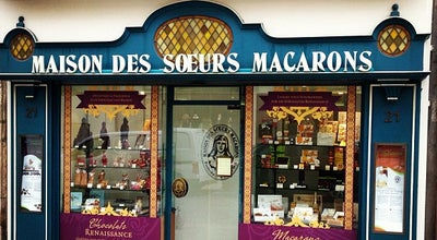 Photo of Cupcake Shop Maison des Soeurs Macarons at 21, Rue Gambetta, Nancy 54000, France
