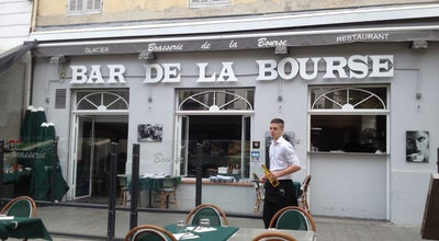Photo of Bar Bar de La Bourse at 8 Place Général De Gaulle, Marseille 13001, France