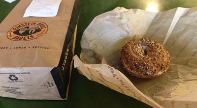 Photo of Coffee Shop Einstein Bros Bagels at 1 Grand Avenue #171b, San Luis Obispo, CA 93407, United States