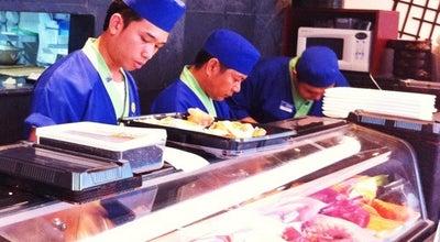 Photo of Japanese Restaurant Sumo Sushi & Bento at Media City, Dubai 57360, United Arab Emirates