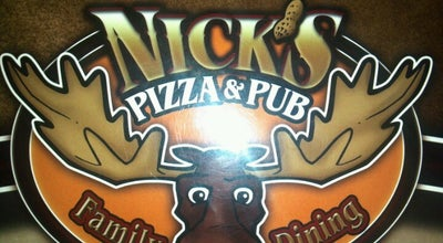 Photo of Pizza Place Nick's Pizza & Pub at 856 Pyott Rd, Crystal Lake, IL 60014, United States
