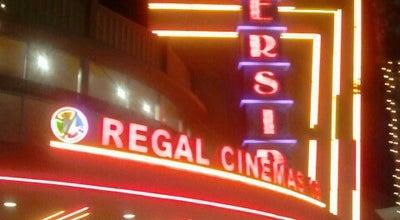 Photo of Movie Theater Regal Cinemas Riverside Plaza 16 at 3535 Riverside Plaza Dr, Riverside, CA 92506, United States