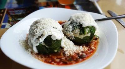 Photo of Caribbean Restaurant Mama Leo's Restaurant at 6728 Ne Sandy Blvd, Portland, OR 97213, United States