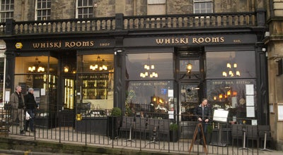 Photo of Whisky Bar Whiski Rooms at 4-7 North Bank St., Edinburgh EH1 2LP, United Kingdom