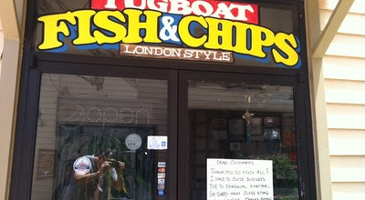Photo of Fish and Chips Shop Tugboat Fish & Chips at 150 Longbrook Way #f, Pleasant Hill, CA 94523, United States