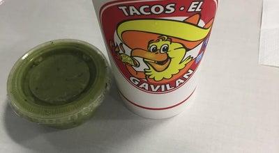 Photo of Taco Place Tacos El GAVILAN at 115 E Base Line Rd, Rialto, Ca 92376, United States