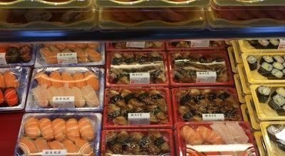 Photo of Sushi Restaurant 爭鮮回転寿司 Sushi Express at 福田区福华路地下一层连城新天地商业街c23号, Shenzhen, Gu, China