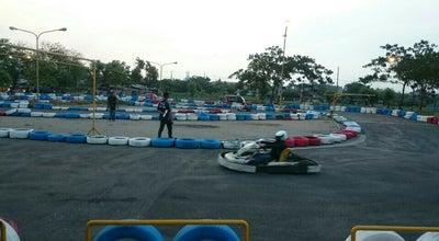 Photo of Go Kart Track Go Kart Balekota at Mall Balekota, Tangerang, Indonesia