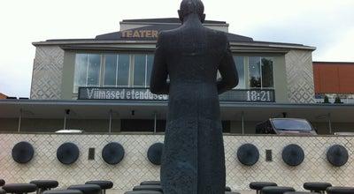 Photo of Concert Hall Vanemuise kontserdimaja at Vanemuise 6, Tartu, Estonia