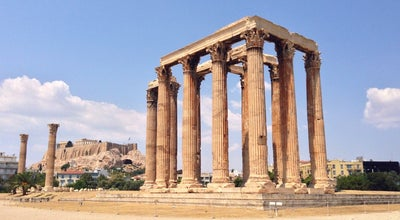 Photo of Historic Site Ναός Ολυμπίου Διός (Temple Of Olympian Zeus) at Λεωφ. Βασιλίσσης Ολγας, Αθήνα 105 57, Greece