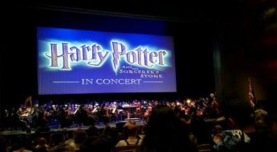 Photo of Concert Hall Blaisdell Concert Hall at Honolulu, HI, United States