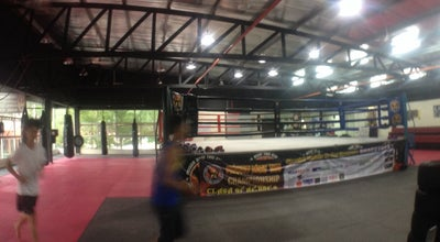 Photo of Boxing Gym Phukaw Muay Thai Gym Centre at Jalan Tun Ali, Malaysia