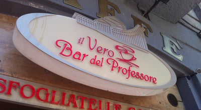 Photo of Cafe Bar del Professore at Piazza Trieste E Trento, 46, Napoli 80132, Italy