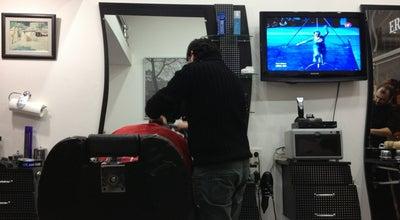 Photo of Nail Salon Yağmur Erkek Kuaförü at Sakız Sk., İstanbul, Turkey